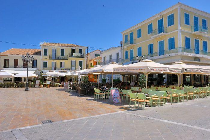 Lefkada Blue - Central Square Lefkada