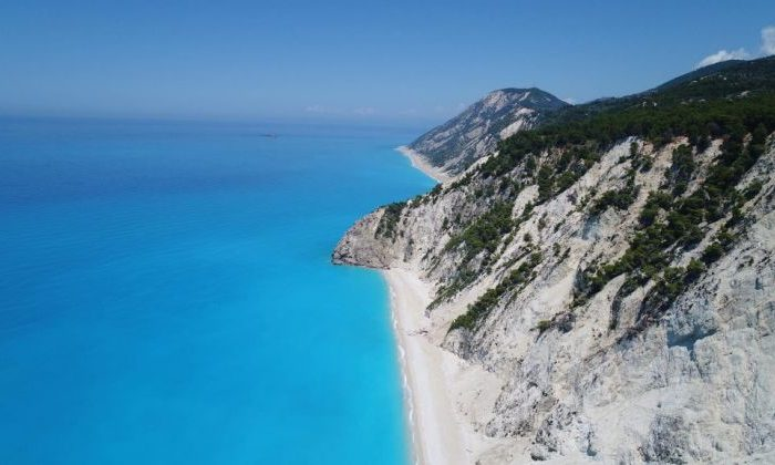 Lefkada Blue - Egremni Beach